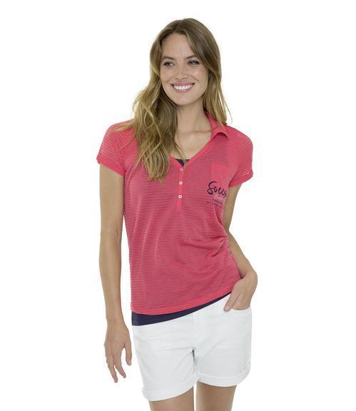 tričko SPI-1804-3208 pink coral|M - 1