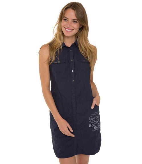 šaty SPI-1804-7215 deep blue|XS - 1