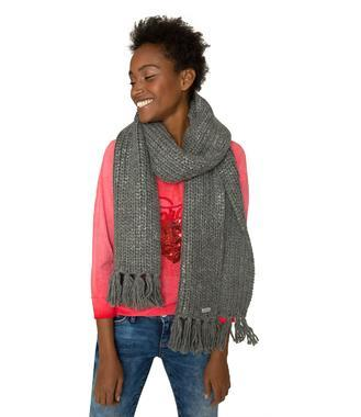scarf knitted SPI-1855-8984 - 1/4