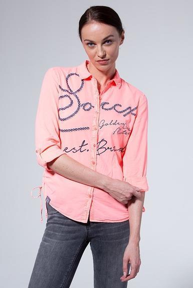 Košile SPI-1906-5862 Neon Coral|S - 1
