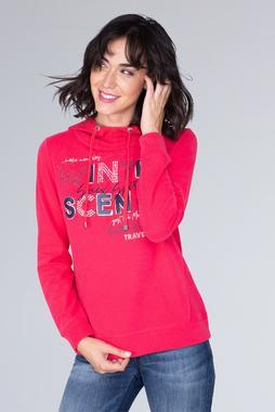 sweatshirt wit SPI-1908-3126 - 1/7