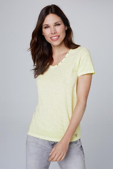 Tričko SPI-2000-3601-2 yellow glow|XS - 1