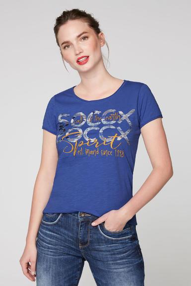 Tričko SPI-2006-3121 Ilusion Blue|XL - 1