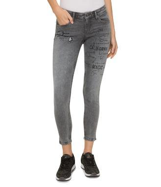 Slim Fit Jeans STO-1801-1149 grey used - 1/7