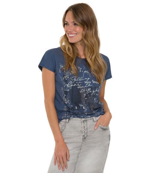 tričko STO-1804-3269 blue ocean|S - 1