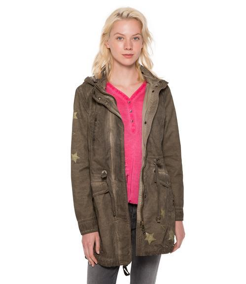 parka STO-1807-2700 FADED KHAKI|XS - 1