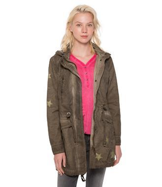 parka STO-1807-2700 FADED KHAKI - 1/7