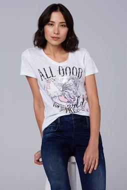 t-shirt 1/2 v- STO-1912-3511 - 1/7