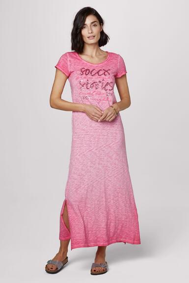 Šaty STO-2004-7033-2 oriental pink|S - 1