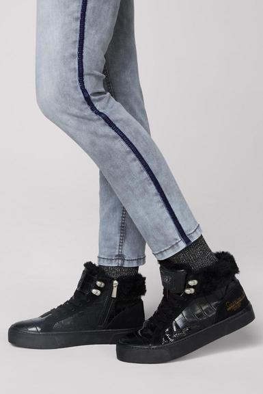 Zimní boty SCU-2010-8568 black|36 - 1