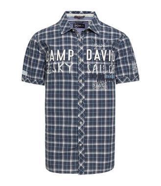 shirt 1/2 chec CCB-1804-5421 - 1/5