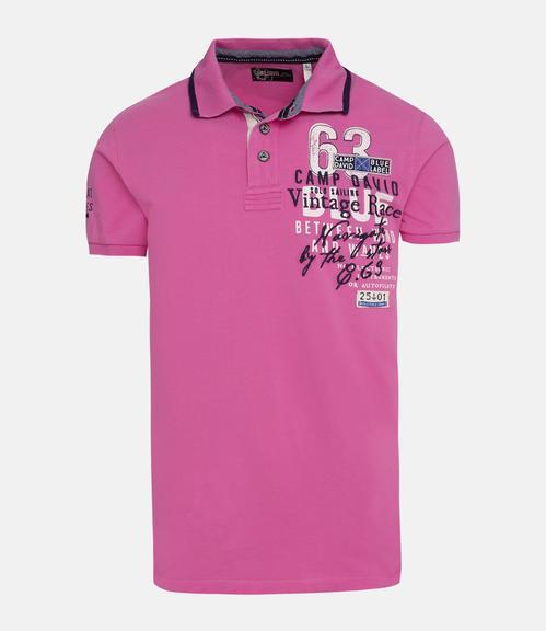 polotričko CCB-1901-3087 deep pink|M - 1