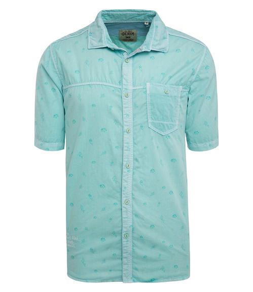 Košile CCD-1904-5486 aqua green|S