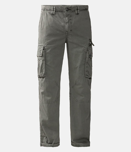 Kalhoty CCG-1901-1121-1 dusty pine/thunder blue|34 - 1