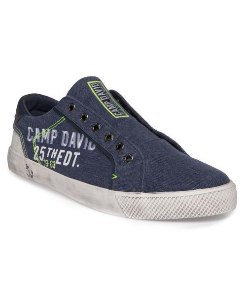 Slip on tenisky CCU-1855-8493 blue navy|44 - 1