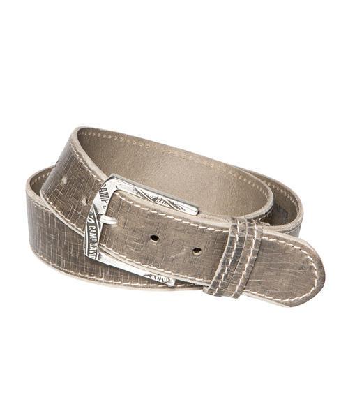 Kožený pásek CCU-9999-8005 mud|90