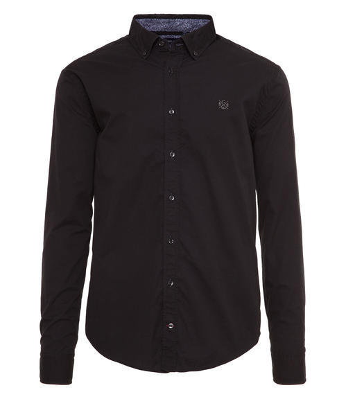 Košile CHS-1808-5002 black|L