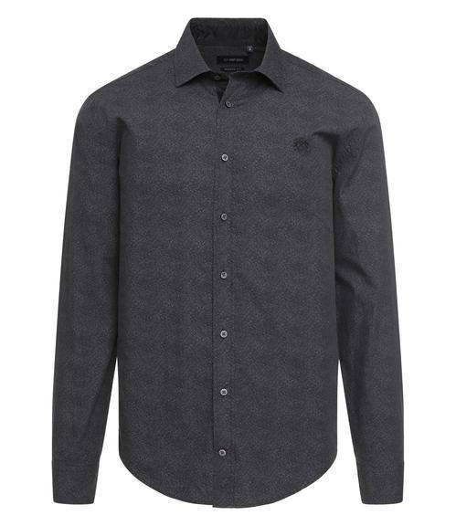 Košile CHS-1808-5003 black|L
