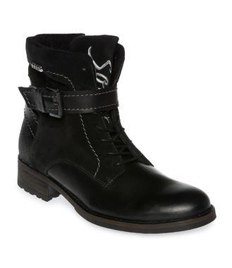 lace up boot SCU-1755-8945 - 1/5