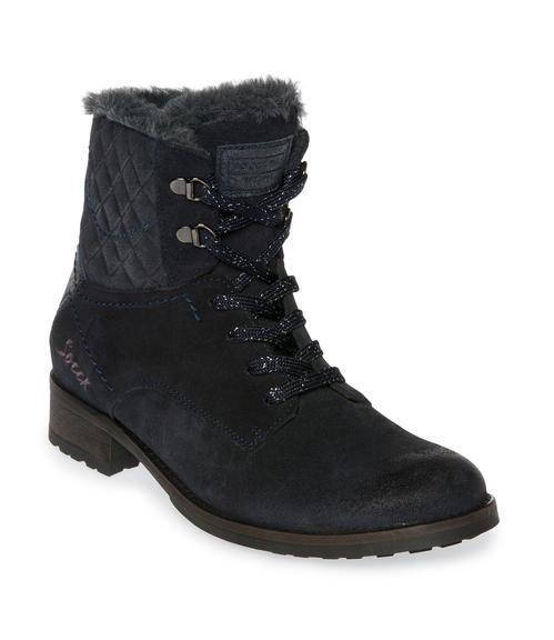 Semišové boty SCU-1755-8946 dusty black|38 - 1