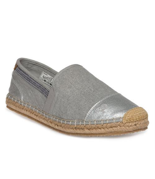 Espadrilky SCU-1855-8516 light grey|41 - 1