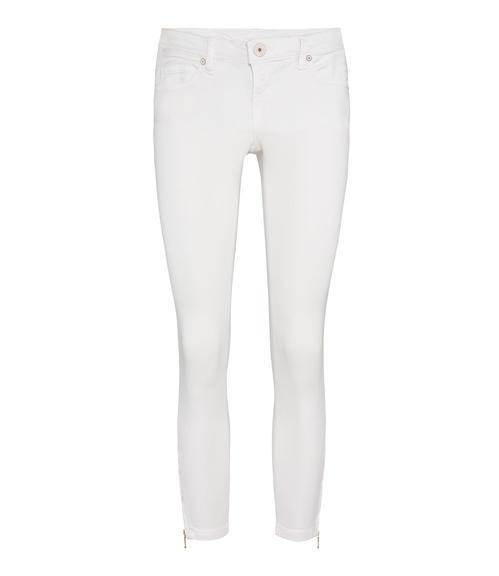 Kalhoty SDU-5555-1159 optic white|29 - 1