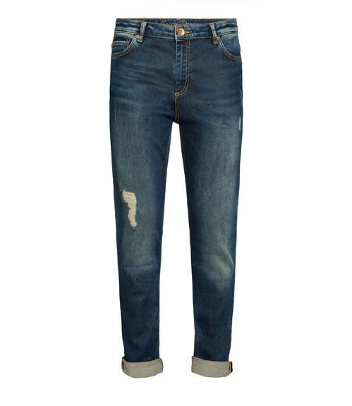 tmavě modré džíny|28 - 1