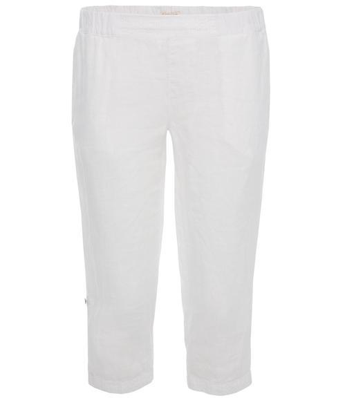 Bílé 3/4 kalhoty|XXL - 1