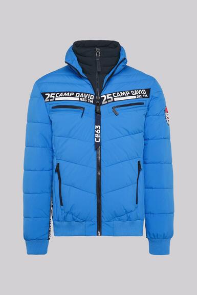 Bunda CB2155-2238-66 neon blue XL - 1