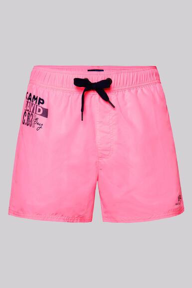 Plážové kraťasy CCU-2100-1800 neon pink XXL - 1