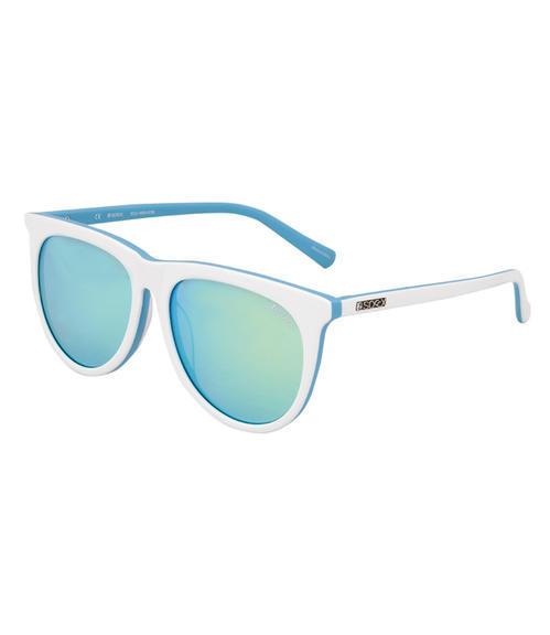 Dámské sluneční brýle CCU-1855-8738 White Mint|UNI - 1