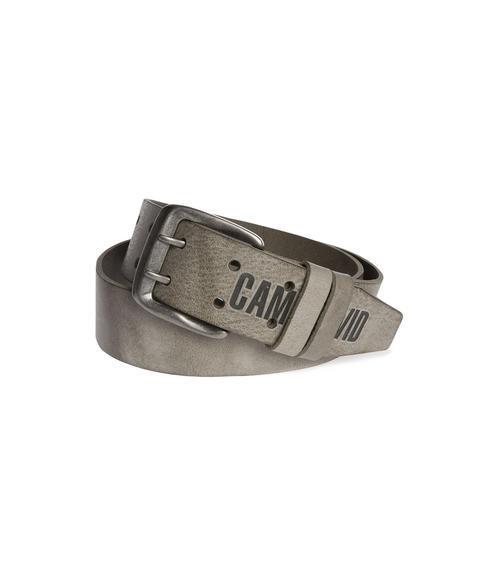 Pásek kožený CCU-9999-8423 grey|120