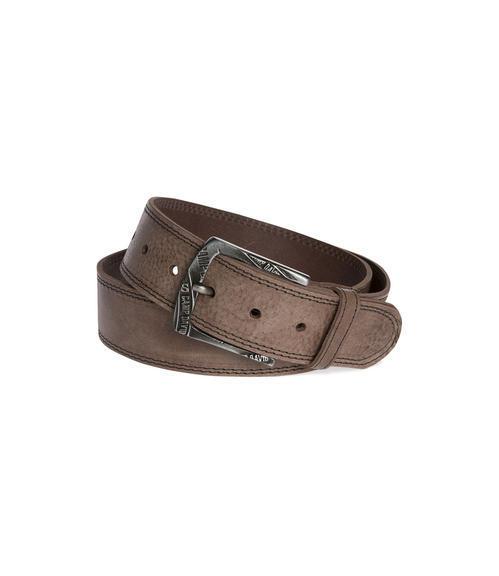 Kožený pásek CCU-9999-8425 brown|90