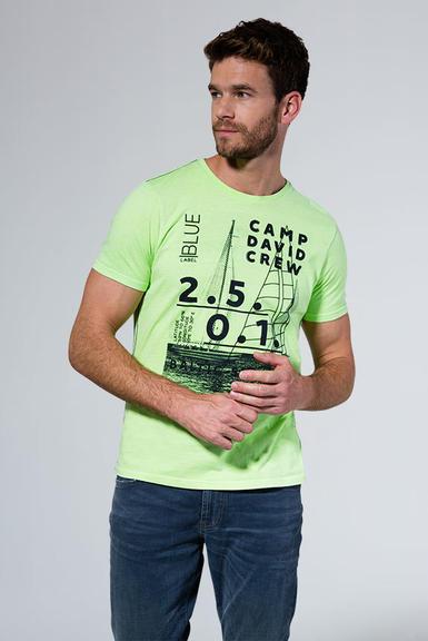 Tričko CCB-1907-3831 Signal Green|S - 1