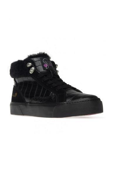 Zimní boty SCU-2010-8568 black|36 - 2
