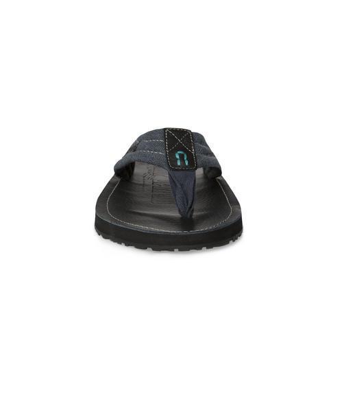 Žabky kožené CCU-1755-8203 black|45 - 2