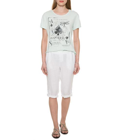 Bílé 3/4 kalhoty|XXL - 2