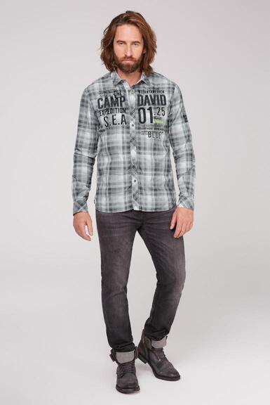 Košile CB2108-5206-22 anthra|XL - 2