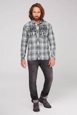 shirt 1/1 chec CB2108-5206-21 - 2/7