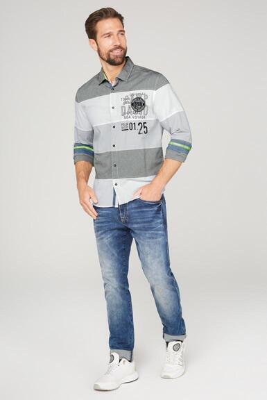 Košile CB2108-5217-11 anthra|M - 2