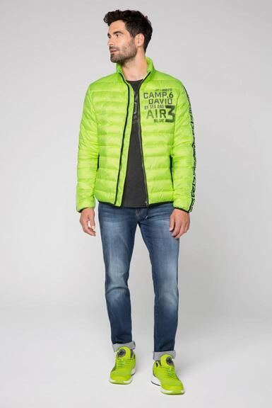 Bunda CB2155-2237-62 neon lime XXXL - 2