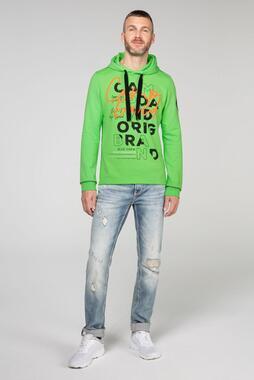 sweatshirt wit CCB-2102-3778 - 2/6