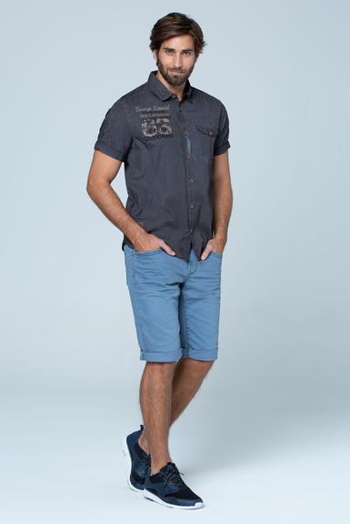 Košile CCG-2003-5713 raw blue|M - 2