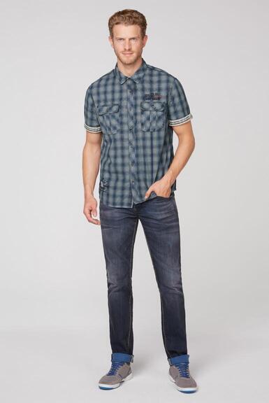 Košile CCG-2012-5675 wild khaki/black|XXL - 2