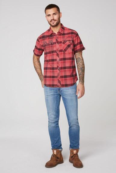 Košile CCG-2012-5676 powder red|L - 2
