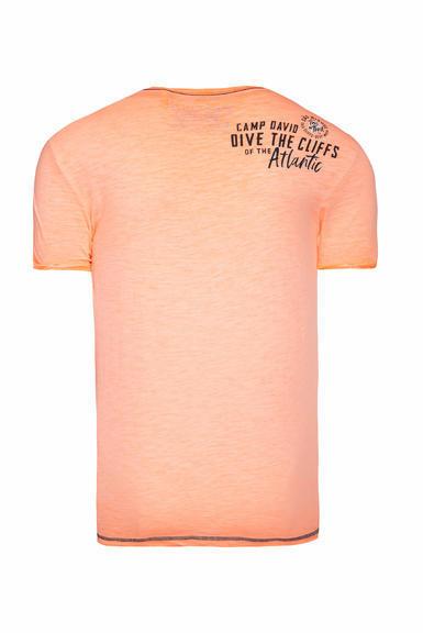 Tričko CCB-2004-3673 neon orange|M - 2