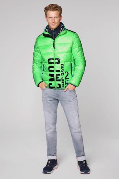 Bunda CCB-2055-2283 neon green|XXXL - 2