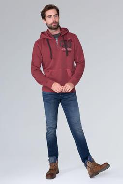 sweatshirt wit CCG-1910-3074 - 2/7