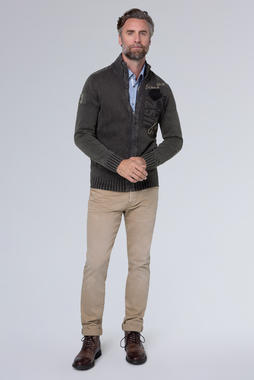 knitted jacket CCG-1910-4079 - 2/5