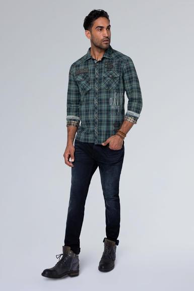 Košile CCG-1910-5082 grey green|S - 2